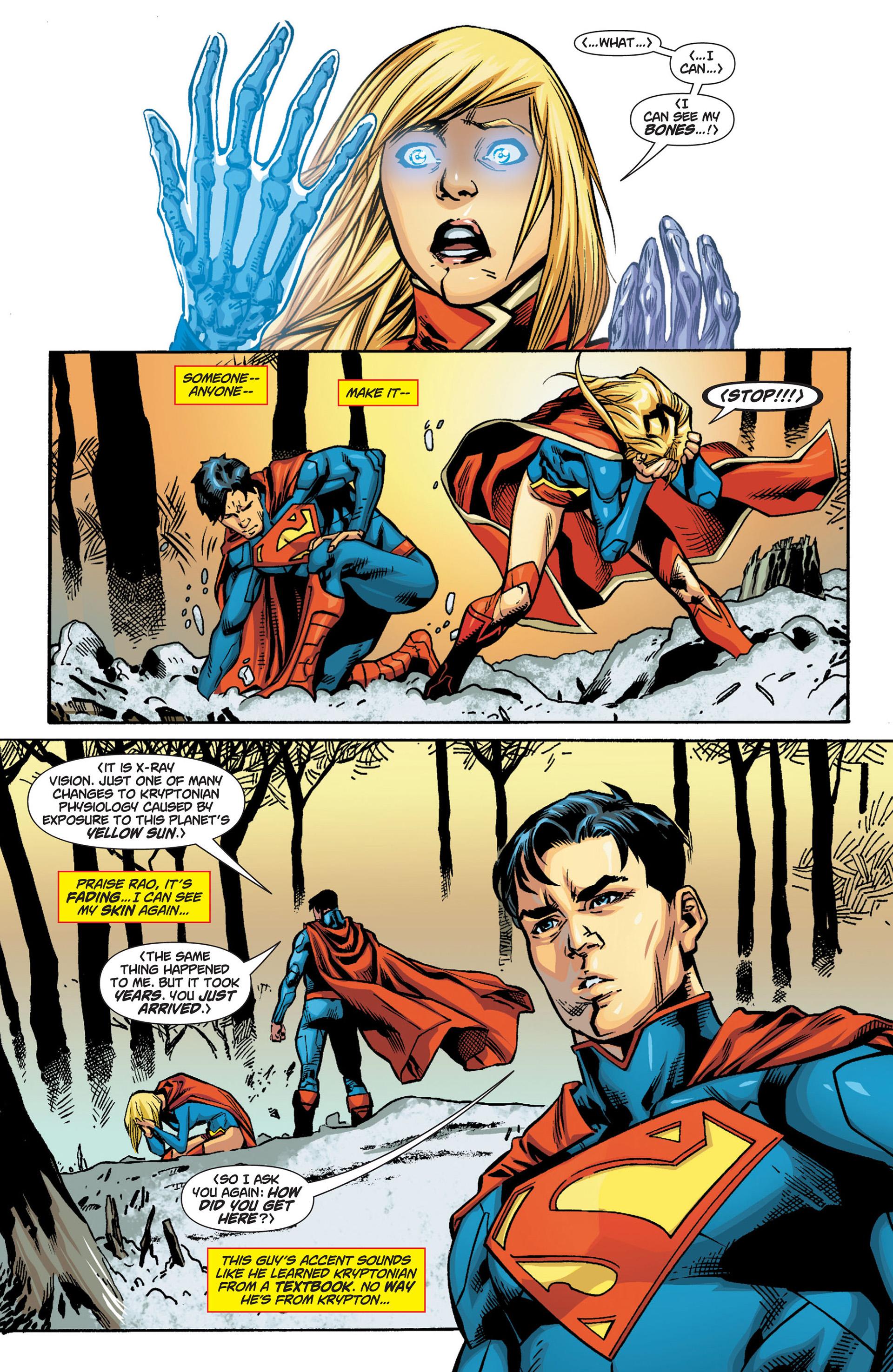 Supergirl (2011) Issue #2 #4 - English 10