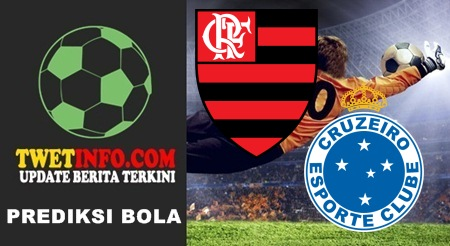 Prediksi Flamengo vs Cruzeiro, Serie A Brazil 11-09-2015