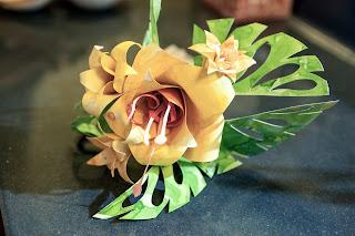 unique handmade wedding bouquets