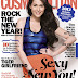 Cosmopolitan's January 2012 covergirl Bea Alonzo