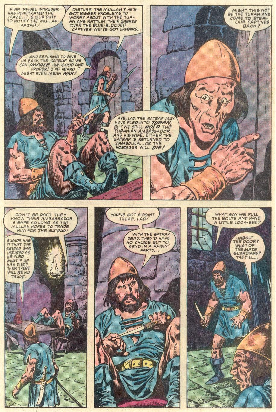 Conan the Barbarian (1970) Issue #117 #129 - English 4
