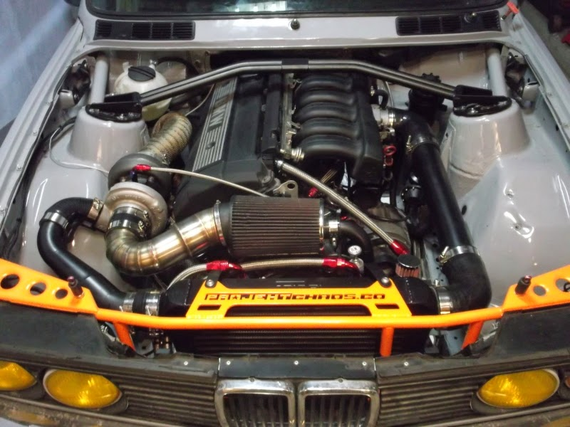 Maleckis Motorsport Bmw M50 M52 2 5 Lub 2 8 Turbo Stage
