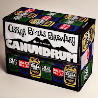Oskar Blues 12-pack Canundrum