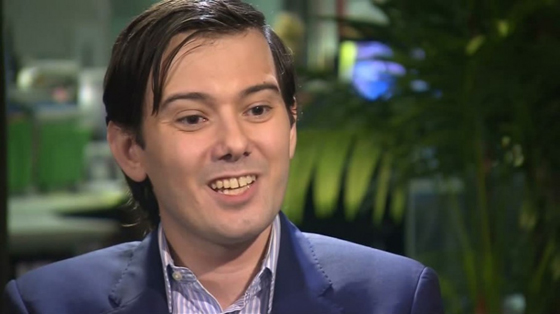 Martin Shkreli: He's a poster boy for White-On-Everybody Crime.