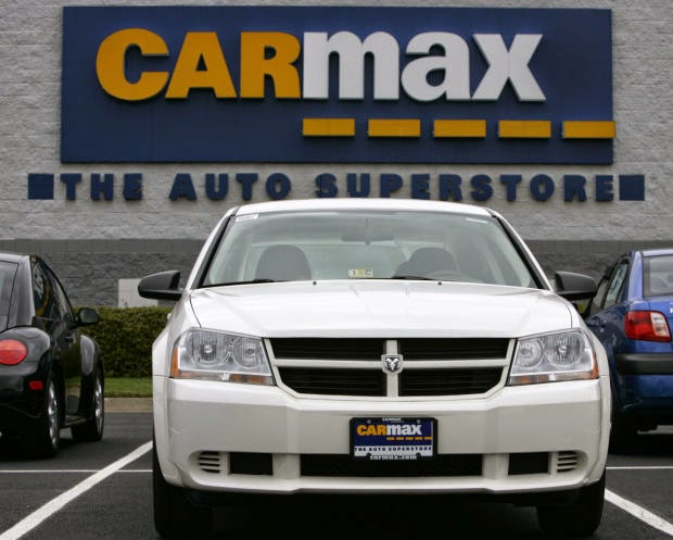 Carmax savannah autos post for Savannah motors richmond va