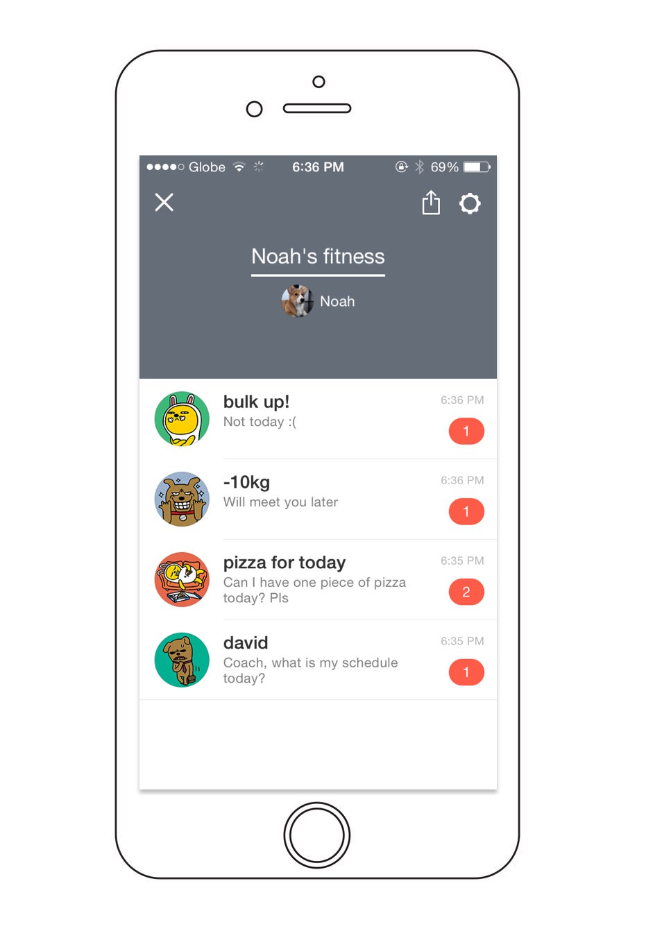 Digitista MediaWave: Kakao Talk launches Open Chat feature today!