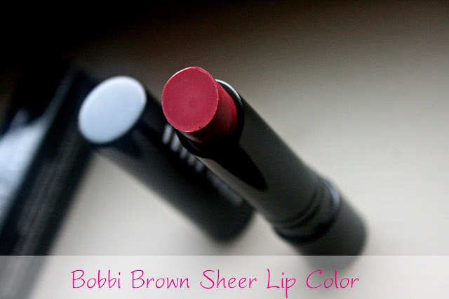 Bobbi Brown Sheer Lip Color in Pink Rose Review, Photos & Swatches