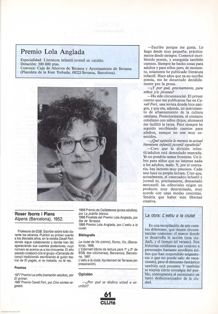 Premi Lola Anglada