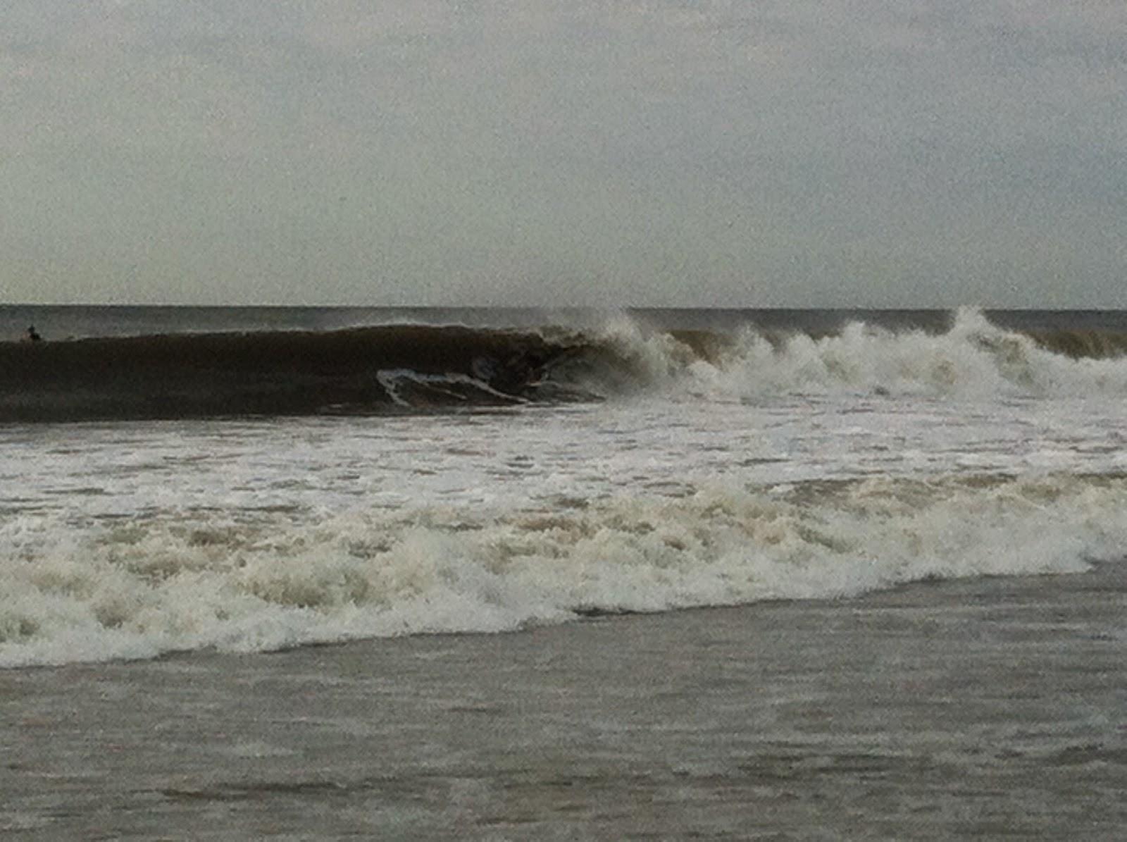 surfing hurricane cristobal