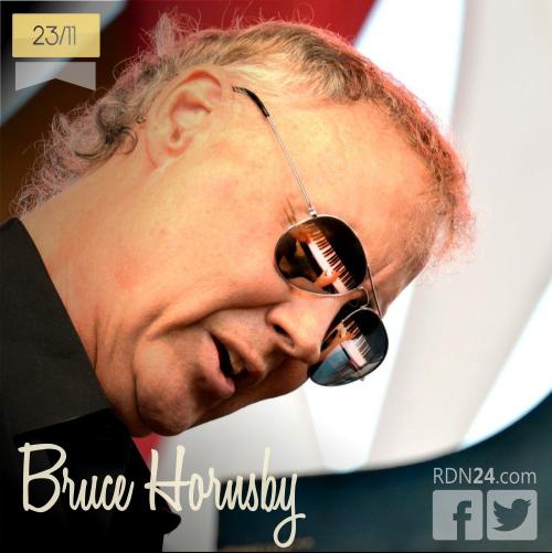 23 de noviembre | Bruce Hornsby - @brucehornsby | Info + vídeos