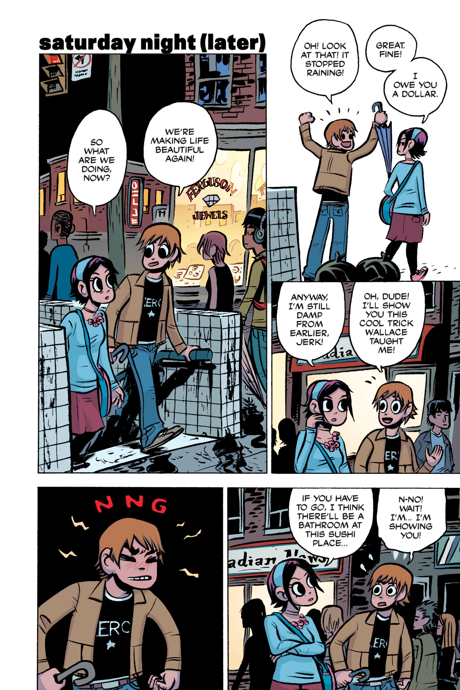 Read online Scott Pilgrim comic -  Issue #3 - 76