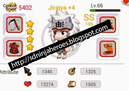 Cara Mendapatkan Ninja Rank SS Ninja Heroes dengan Mudah