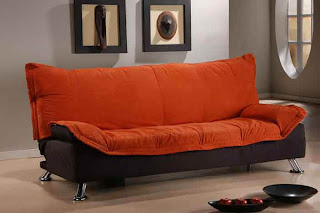luxury single comfortable sofa bed design
