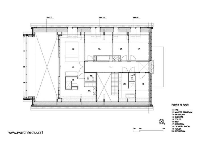 Planos de arquitectura moderna planos de casas modernas for Planos de arquitectura