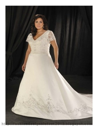 Wedding-dresses-Plus-size