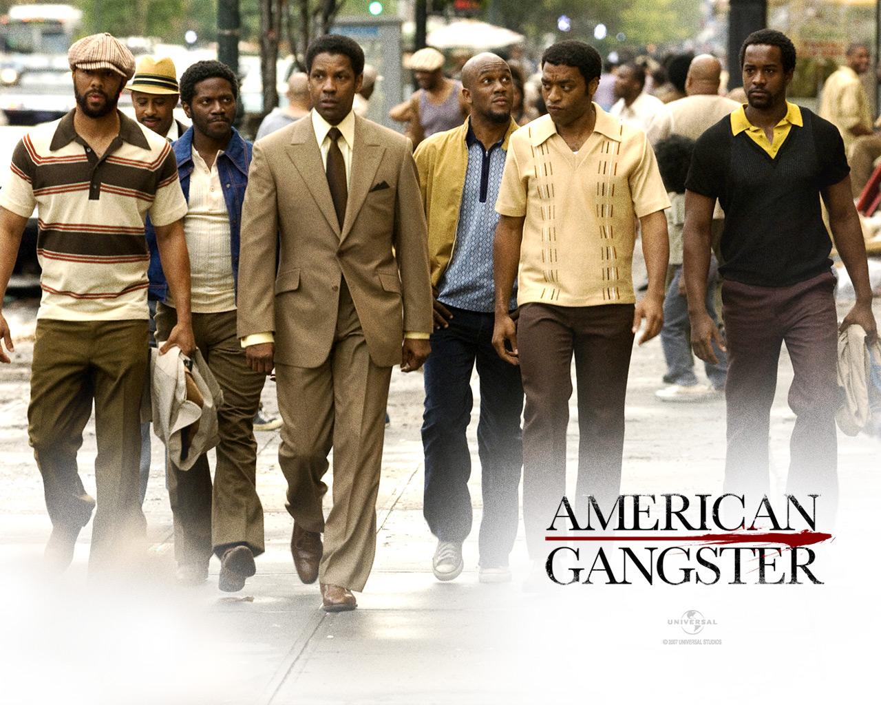 american gangters