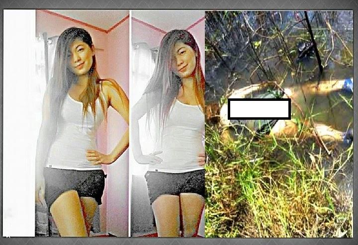 Anria Galang Espiritu, Brutally Raped Found Dead in the Rice Fields in Calumpit Bulacan