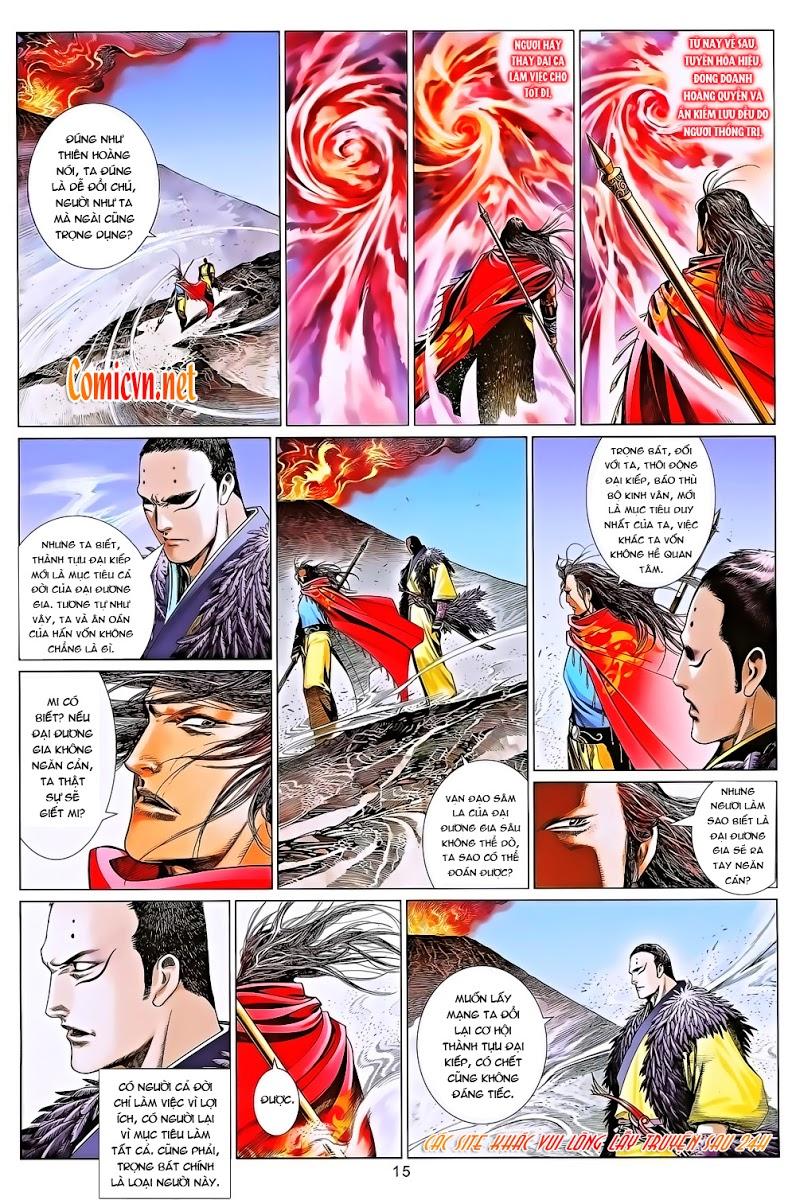 Phong Vân chap 643 Trang 15 - Mangak.info
