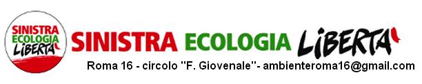 Ambiente e società - SEL Municipio 16 - Roma