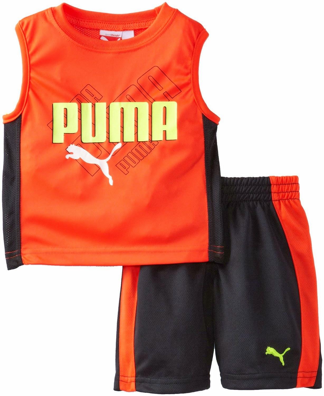 Baju+Anak+Puma+ +4 rays little pakaian anak merek puma untuk olahraga maupun casual,Baju Anak Anak Olahraga