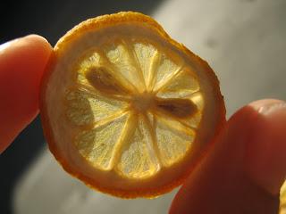 Limón seco