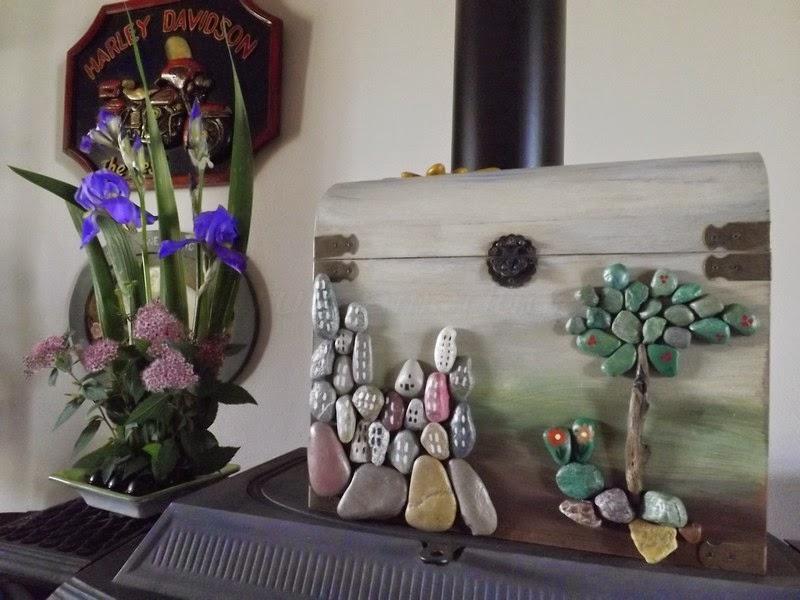 Truccamerlucca sassi la mia passione for Lavoretti per decorare la stanza