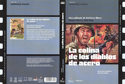 La colina de los diablos de acero (1957) | Cine clásico bélico