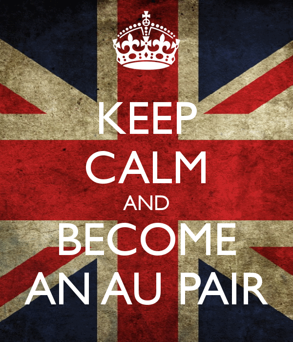 Keep calm and become an Au Pair