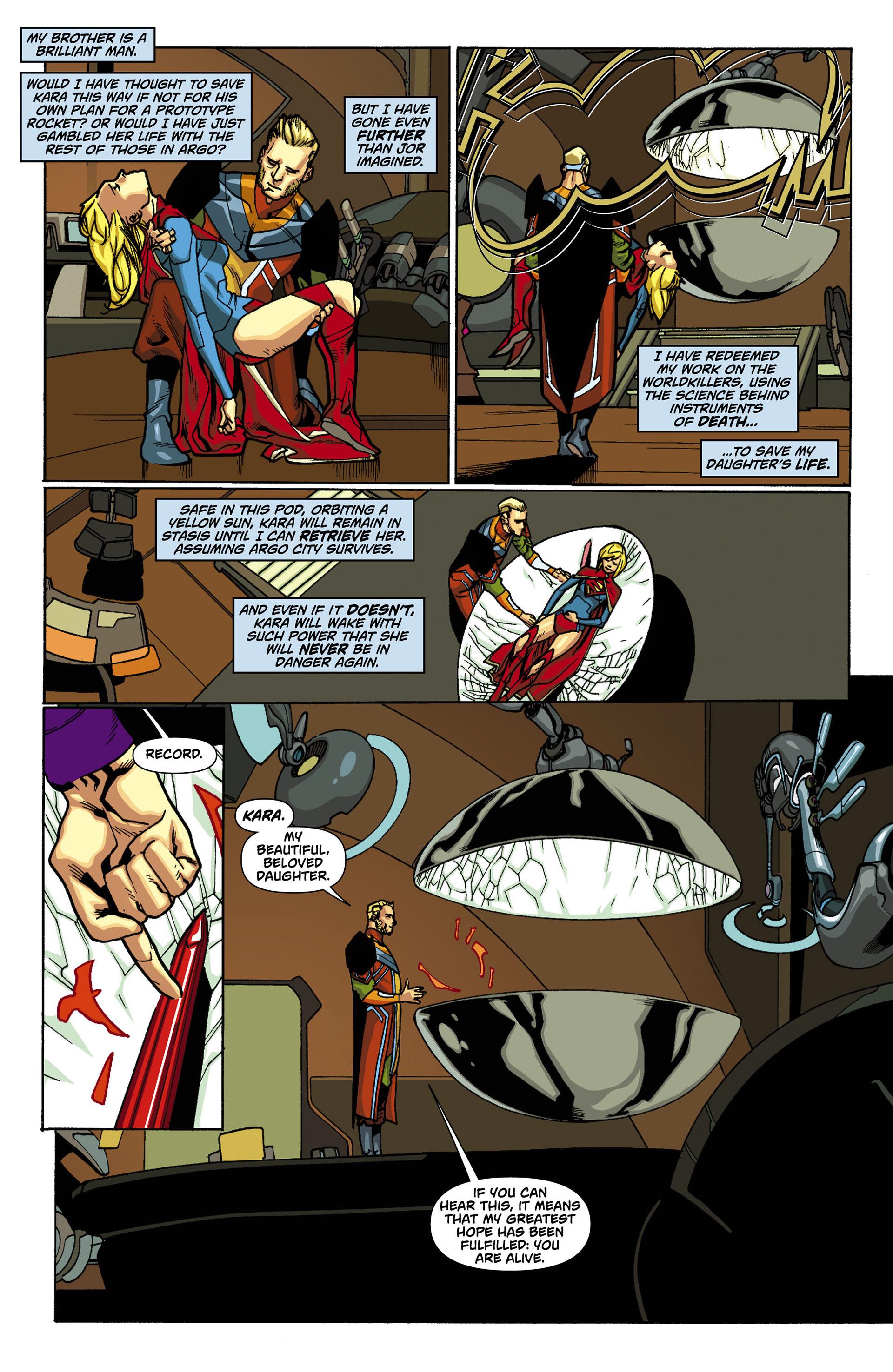 Supergirl (2011) Issue #0 #2 - English 15