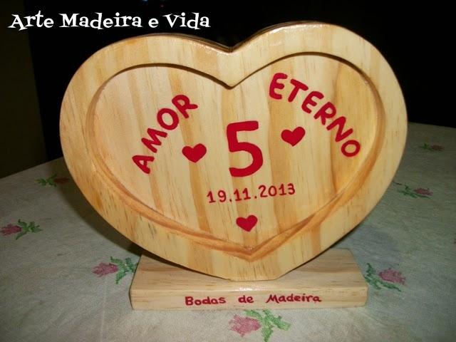 coração madeira
