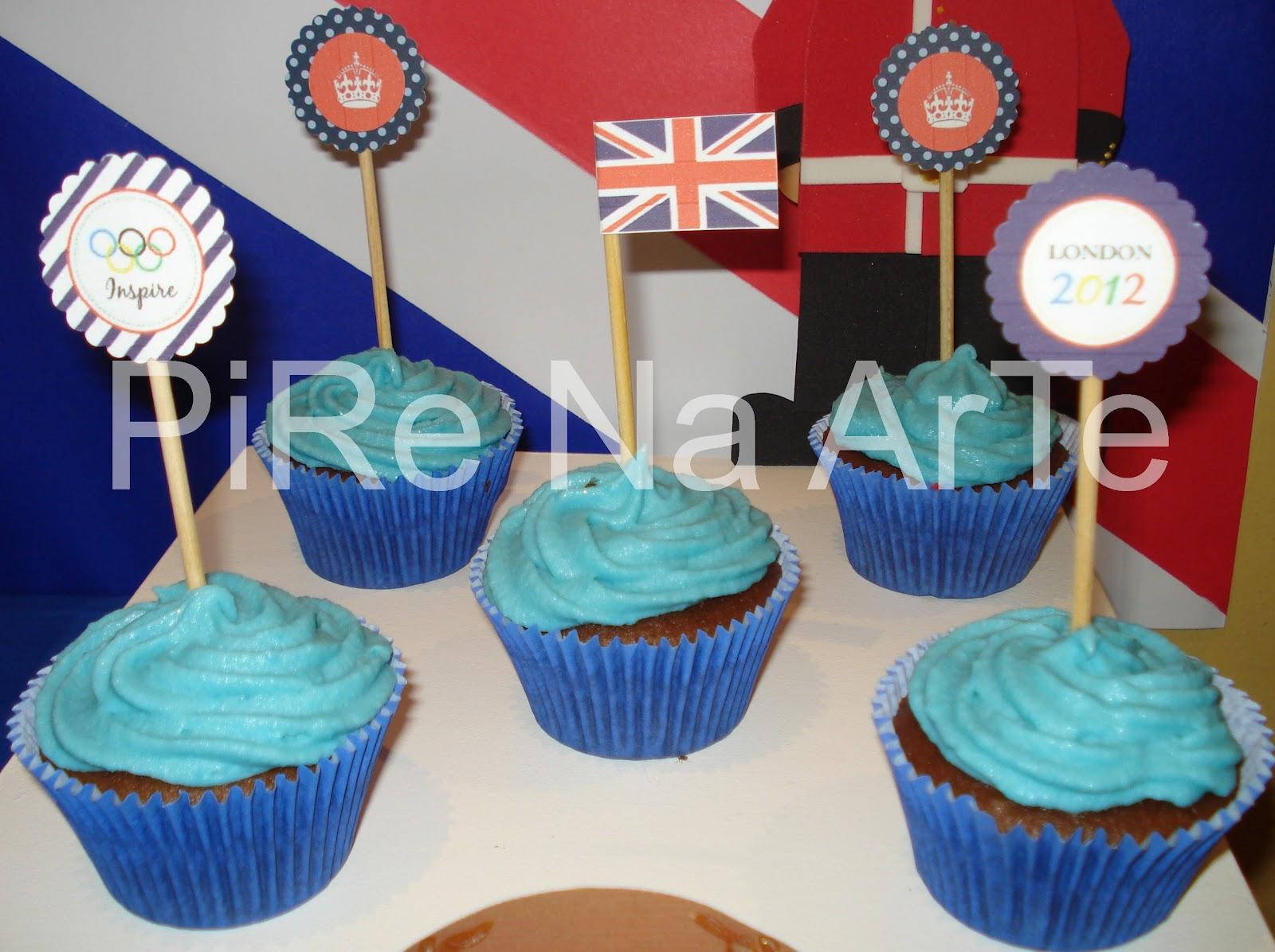 "decoracao festa londres:PiRe Na ArTe"": Festa Londres – Olimpíadas 2012"