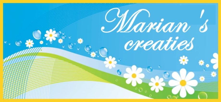 Marian's creaties