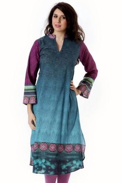 New Trend of Kurti Fashion- Latest Fancy Designer Long ...