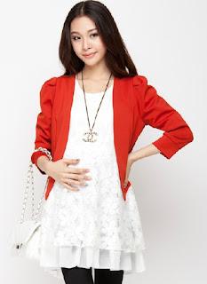 Model Baju Hamil Untuk Wanita Karir