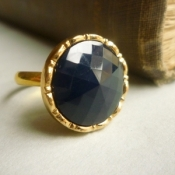 French navy ring