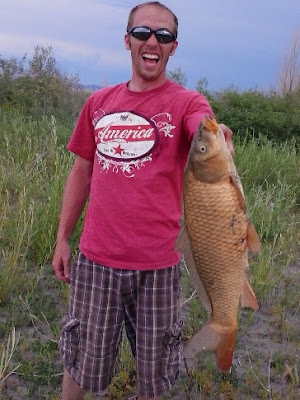 Bear Lake Carp - Bowfishing