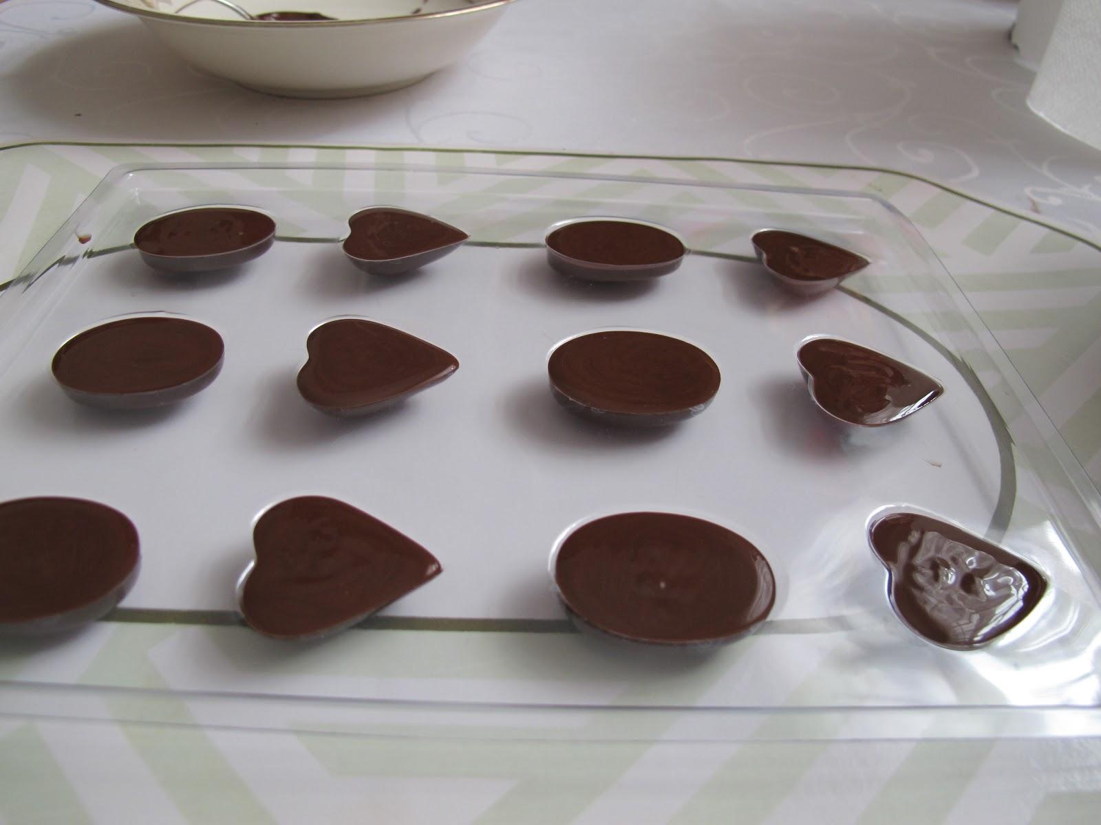 kreasi dapur iis sukendar coklat praline homemade