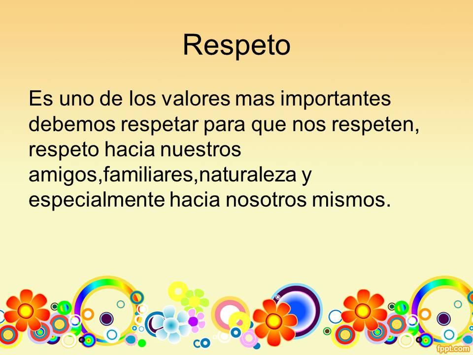 Concepto de respeto - Definición, Significado y Qué es