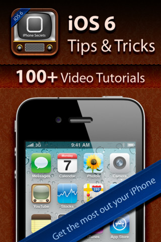App:tips for iPhone 5 and iOS 6