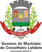 Governo do Município de Conselheiro Lafaiete