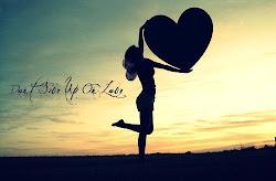 Vive el amor.