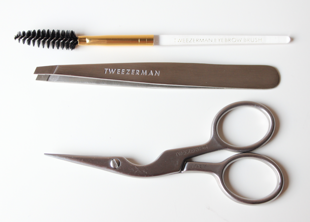 Kit para cejas de Tweezerman