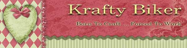 Krafty Biker Crafts - Independent Stampin' Up! Demonstrator UK