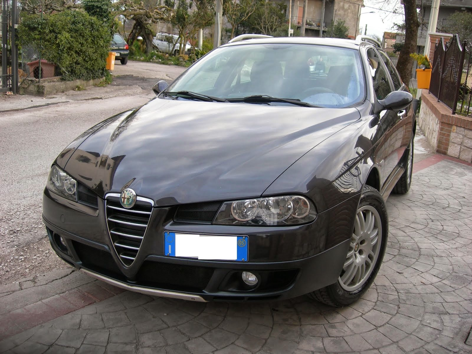 Alfa Romeo 156 1.9 Jtd Progression Cross Wagon 4x4 Anno 2005