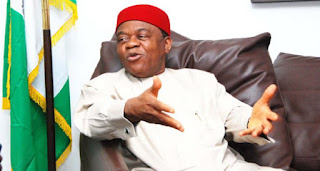 Orji Kalu speaks on 'campaigning for Buhari because of EFCC case'
