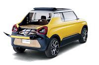 Suzuki Mighty Deck Concept (2015) Rear Side 2