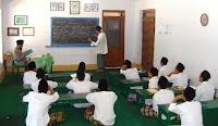 Siswa Madrasah Diniyah Nidhomiyah Putra