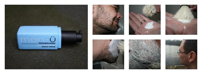 Men-ü Shave Crème