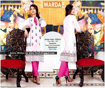 Warda Eid Lawn Collection 2015