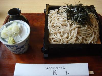 соба - японская лапша